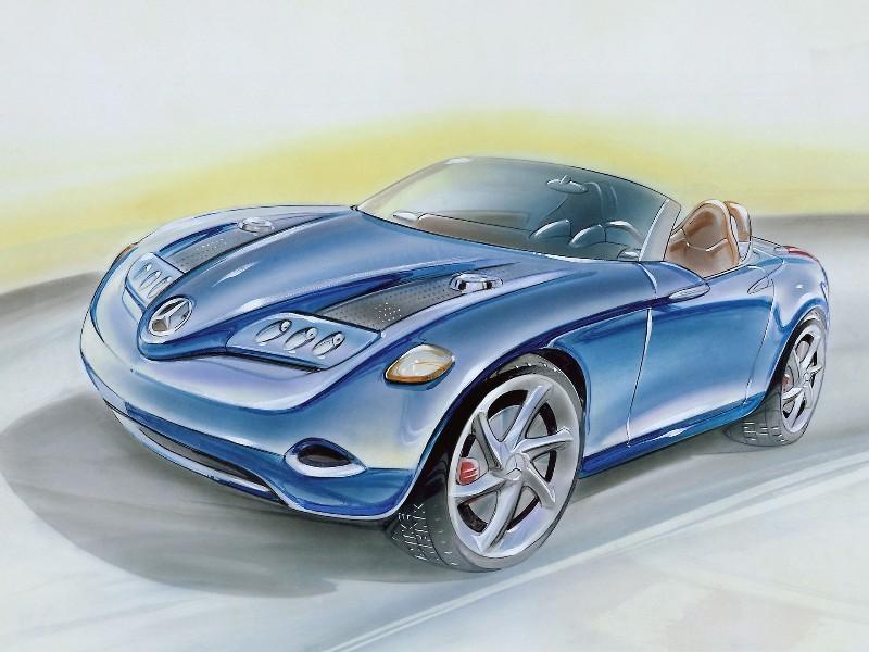 Mercedes benz vision sla concept mercedes benz fan art for Mercedes benz sla