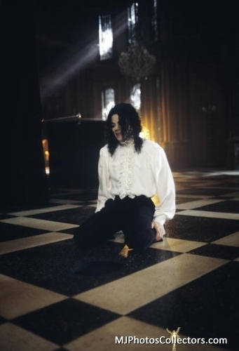 MJ rare Ghosts!