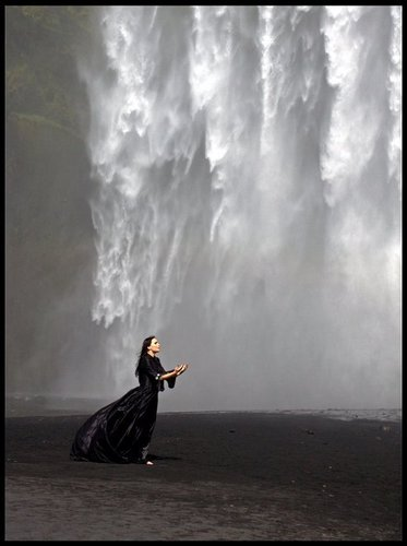 Making of I Feel Immortal - tarja Photo