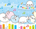 Mamegoma Music Wallpaper - mamegoma wallpaper