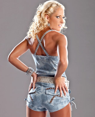 Have hit Wwe divas michelle mccool naked not