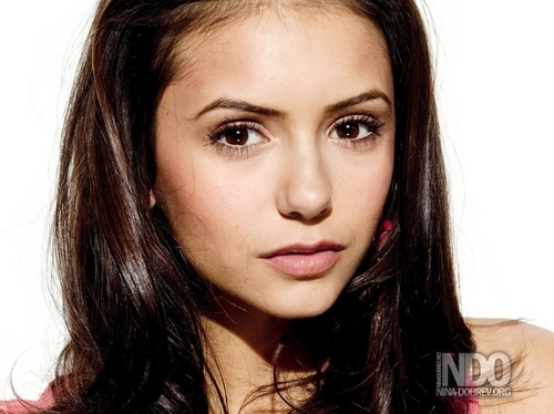 New outtake of Nina Dobrev for Seventeen