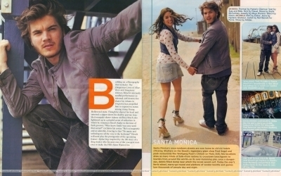 Nikki in the Movieline Magazine