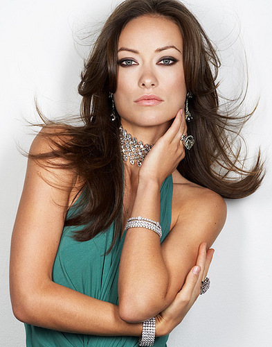 Olivia Wilde photoshoot