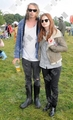 Out and About > 2010 > Jamie Campbell Bower @ Eletric Picnic, Ireland (04.09) - twilight-series photo