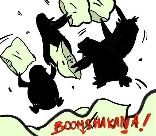 तकिया Fight!!!