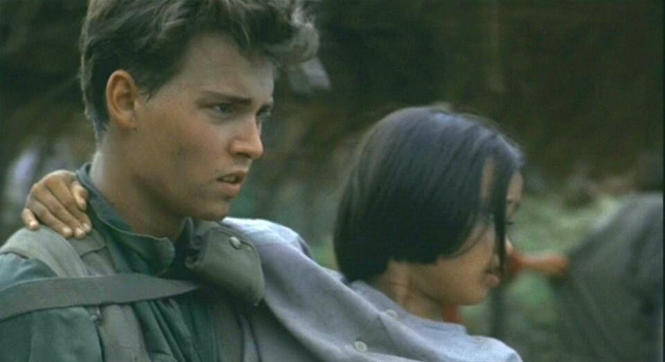 Platoon Johnny Depp