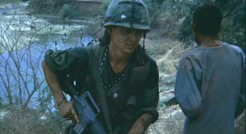Johnny Depp Platoon