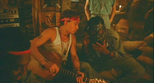Platoon - johnny-depp Screencap