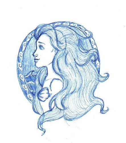 Portrait of Ariel