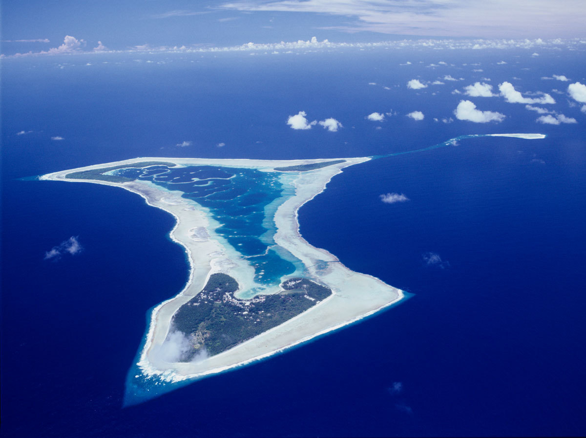 Download this The Cook Islands Pukapuka picture