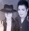 RARE MICHAEL PICTURE - michael-jackson photo