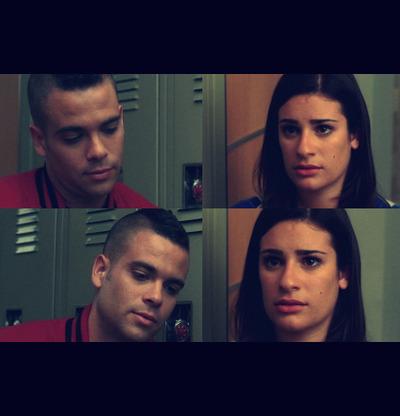 Rachel & Puck