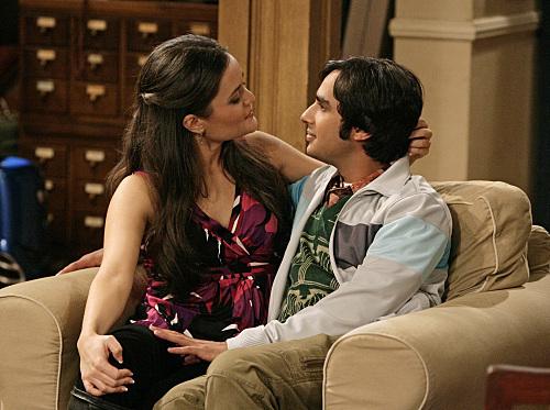 Raj and Abby