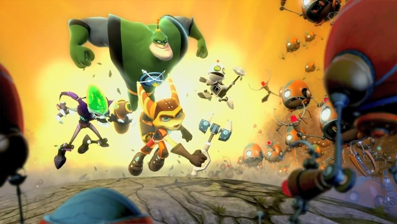 Ratchet Clank All 4 One Ratchet And Clank Photo 15310510 Fanpop