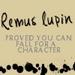 Remus <3 - remus-lupin icon