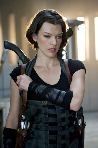 Resident Evil: Afterlife - más Promotional fotos