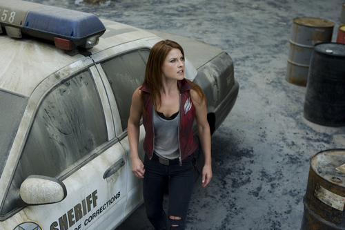 Horrorfilme Hintergrund probably with an automobile titled Resident Evil: Afterlife - Mehr Promotional Fotos