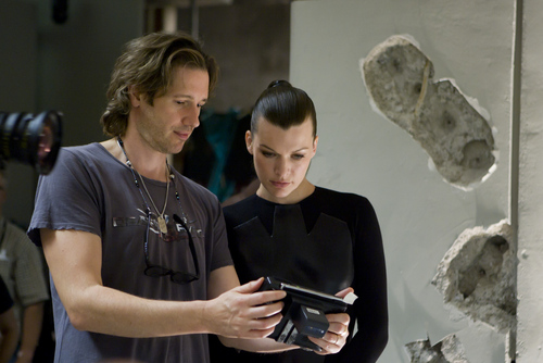 Resident Evil: Afterlife - meer Promotional foto's
