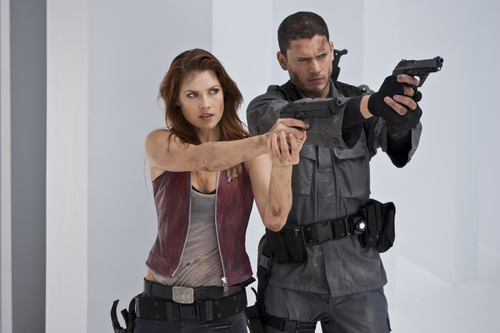 Resident Evil: Afterlife - еще Promotional фото