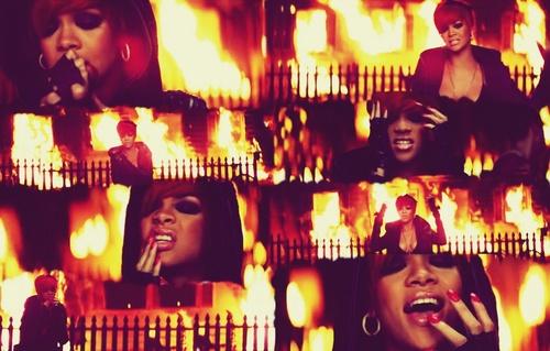 Rihanna loves the way toi lie