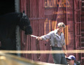 Rob on WFE set