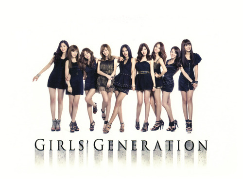 Girls Generation/SNSD wallpaper called SNSD Genie Japanese Ver.