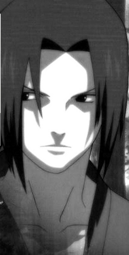 Sasuke Handsome