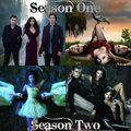 Season 1 - Season 2 - the-vampire-diaries-tv-show photo