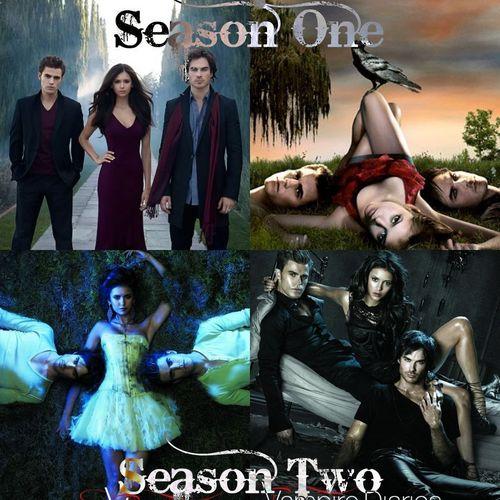 Season 1 - Season 2