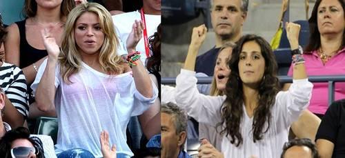 Shakira wears him more happiness?