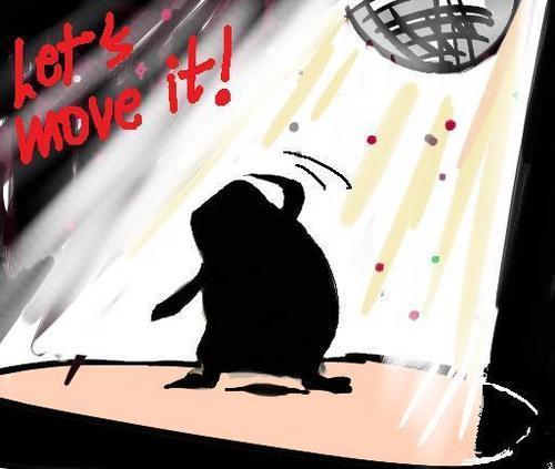 Skippa Dancing