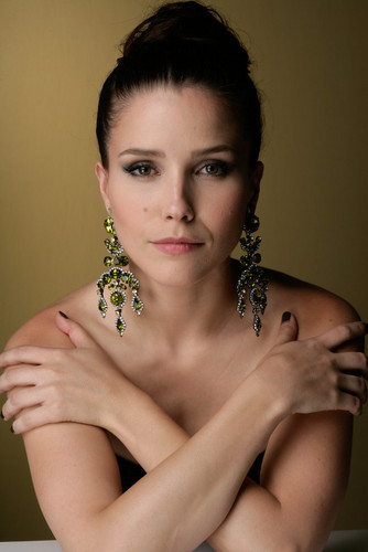 One Tree Hill wallpaper with skin entitled Sophia Bush - Charles Bush Photoshoot (New Photos)