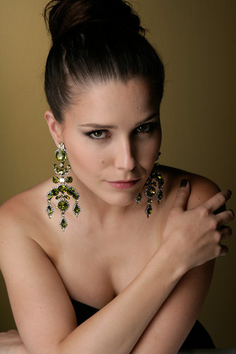 One Tree Hill wallpaper probably containing skin entitled Sophia Bush - Charles Bush Photoshoot (New Photos)