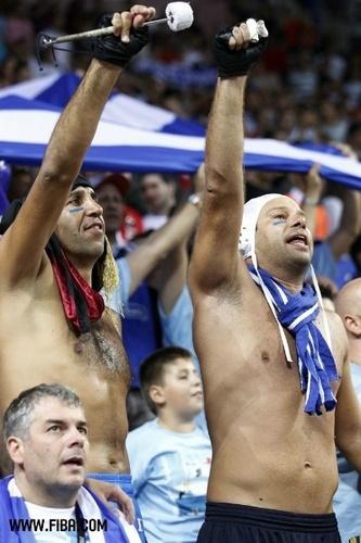 Spectators (Greece)