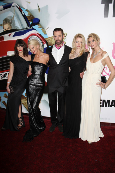 St Trinian's 2: The Legend Of Fritton's Gold Premiere (December 9)