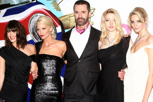 St Trinian's 2: The Legend Of Fritton's Золото Premiere (December 9)