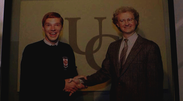Starter For 10 - Bened... Benedict Cumberbatch