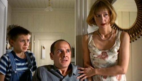 Stefan Clapczynski, Susanne Lothar & Ulrich Mühe in Funny Games (1997)