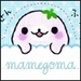 Strawberry Mamegoma Icon - mamegoma icon