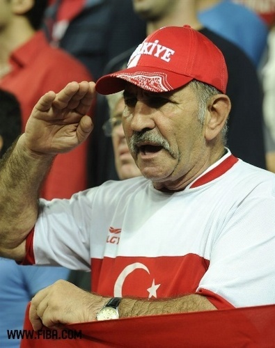 Supporter Turkey
