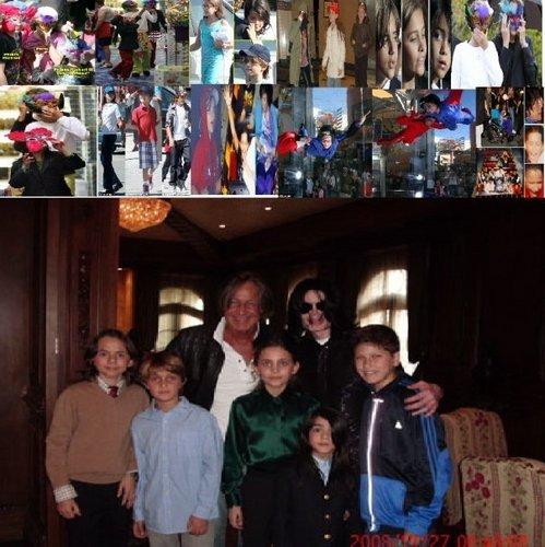 THE JACKSON FAMILY DESIGNES