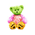 Teddy Bear  - polyvore-clippingg%E2%99%A5 fan art