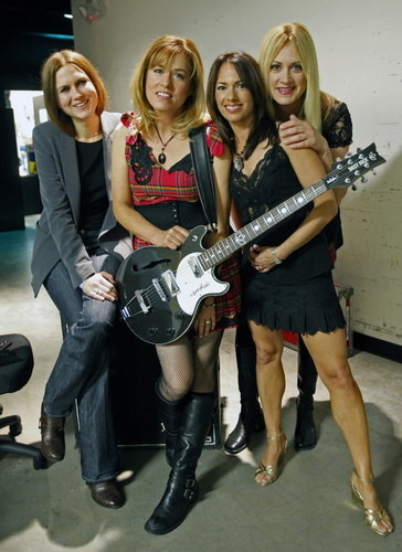 Female Rock Musicians Images The Bangles With Juliana