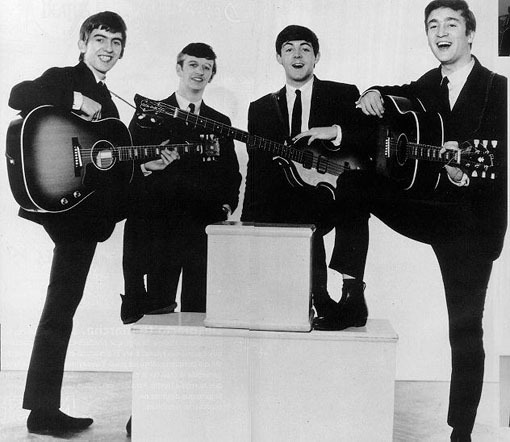 Dnload Georgeous The Beatles: The Beatles Images The Beatles, 1963 Wallpaper Photos
