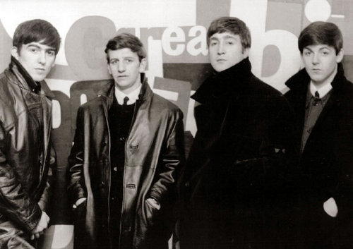 The Beatles in Londra