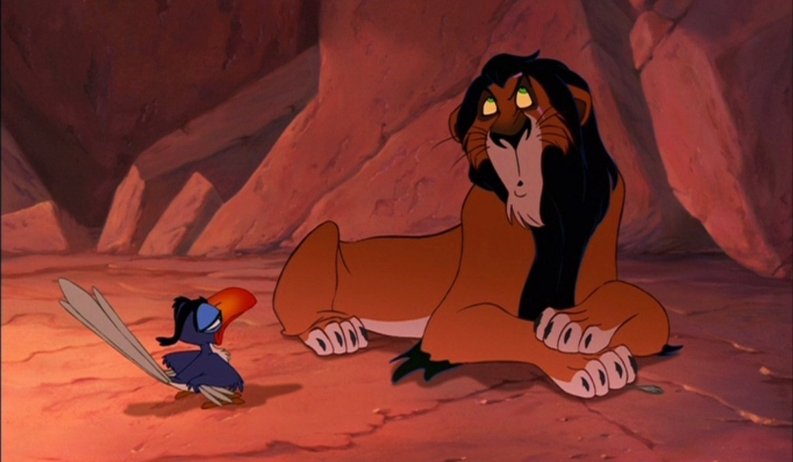 шокирующие подробности короля льва даю