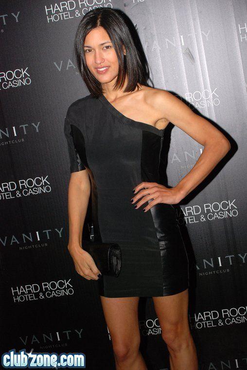 Tinsel, Alex e Julia em Vanity at Hard Rock
