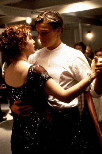 Titanic wallpaper with a bridesmaid called Titanic - Kate Winslet & Leonardo diCaprio