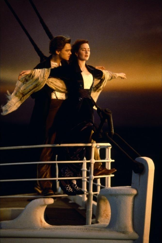 Титаник - Kate Winslet & Leonardo diCaprio